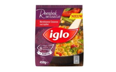 Iglo lanceert Marokkaanse Couscous met Kipfilet