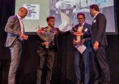 Product van het Jaar Huismerk 2017 werd toegekend aan Albert Heijn Luxe Italiaans