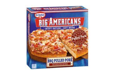 Nieuw: Most wanted taste – Big Americans BBQ Pulled Pork