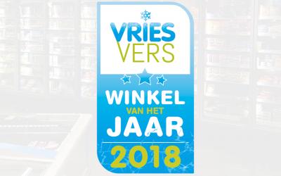 Finalisten VriesVers Winkel van het Jaar 2018 bekend